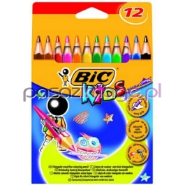 Bic Kredki Kids Evolution 12kol