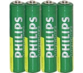 Philips Baterie Long Life AAA 1,5V