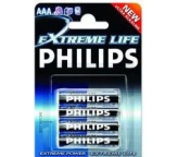 Philips Baterie alkaliczne Extreme Life AAA 1,5V