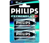 Philips Baterie Alkaliczna Extreme Life / LR20