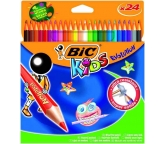 Bic Kredki Kids Evolution 24kol