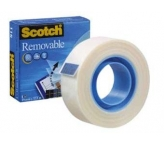 3M Scotch Taśma Removable Magic 19mmX33m