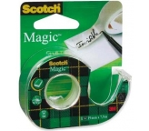 3M Scotch Taśma Magic 19mmX7,5m